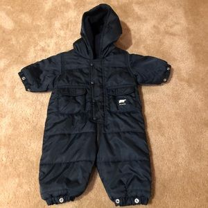 The Children's Place bunting snow suit 3-6 months